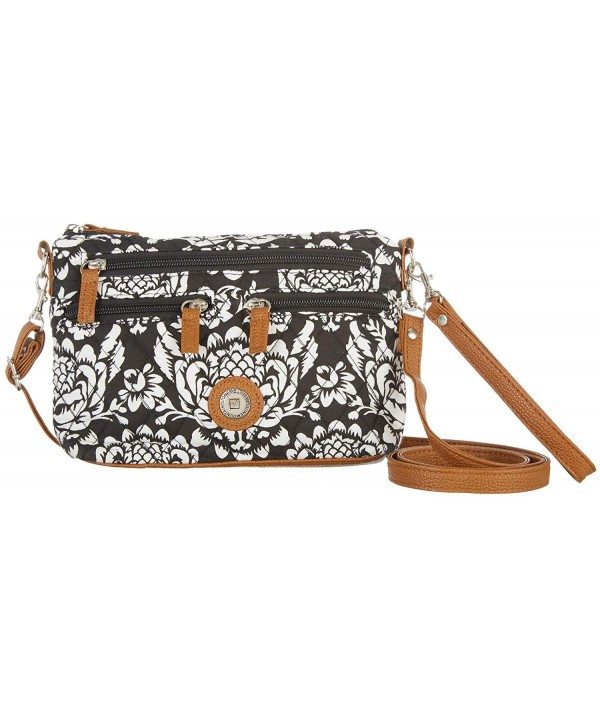 Stone Mountain Quilted Bagger Handbag