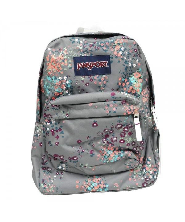JanSport Backpack SUPERBREAK California Bag_Style