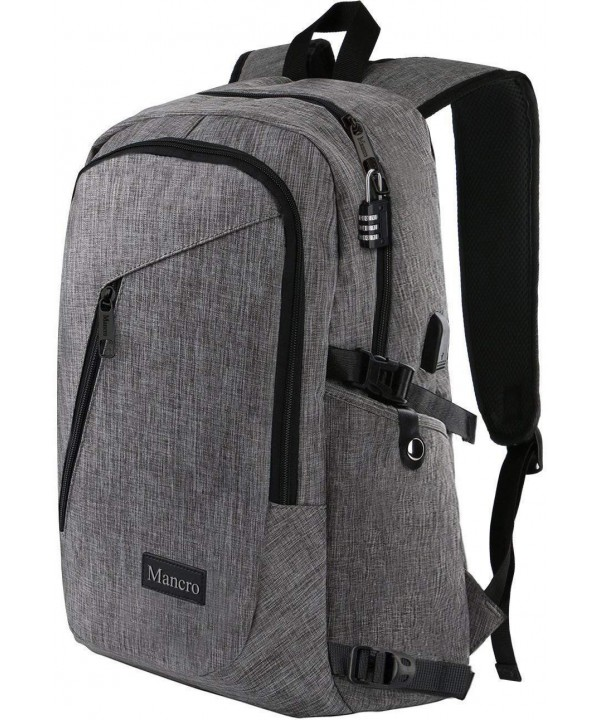 Backpack Computer Resistant Business Mancro