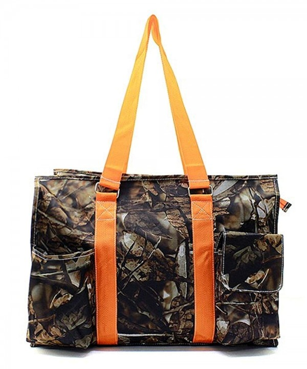 Camouflage Canvas Multipurpose Utility Shopping