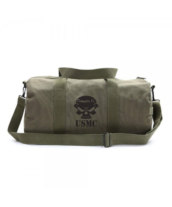 Semper Marine Heavyweight Canvas Duffel