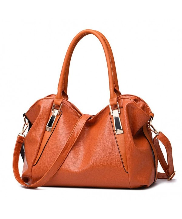 Hynbase Fashion Leather Shoulder Handbag
