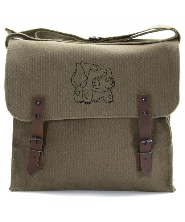 Bulbasaur Heavyweight Canvas Medic Shoulder