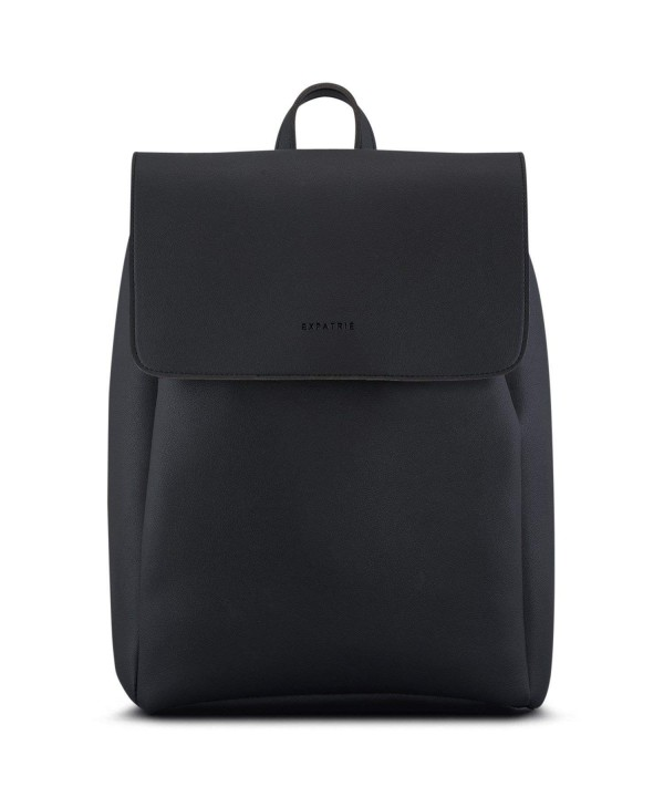 Expatri Leather Backpack Daypack Backpacks
