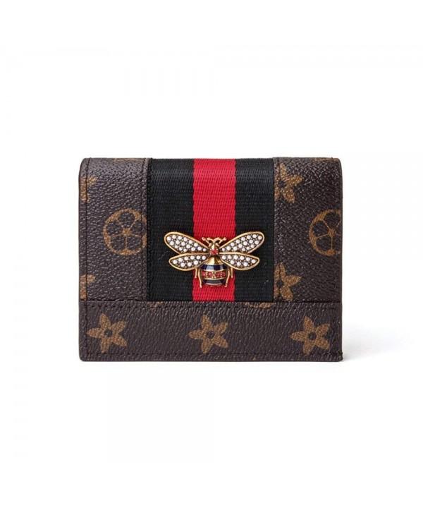 Persie Little Compact Bi fold Leather