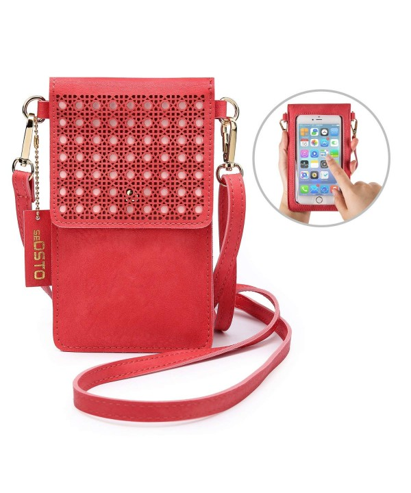 seOSTO Crossbody Smartphone Shoulder Handbag
