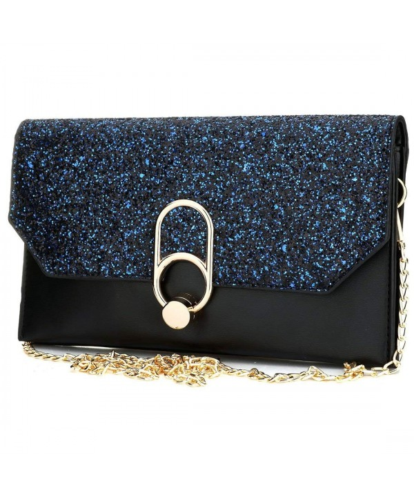Women s Evening Envelope Wristlet Adjustable
