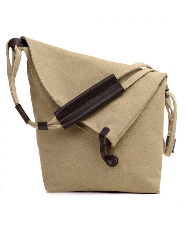 Womens Durable Cotton Canvas Shoulder