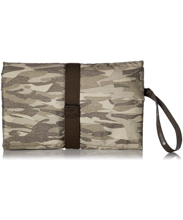 LeSportsac Changing Clutch Animal Camo