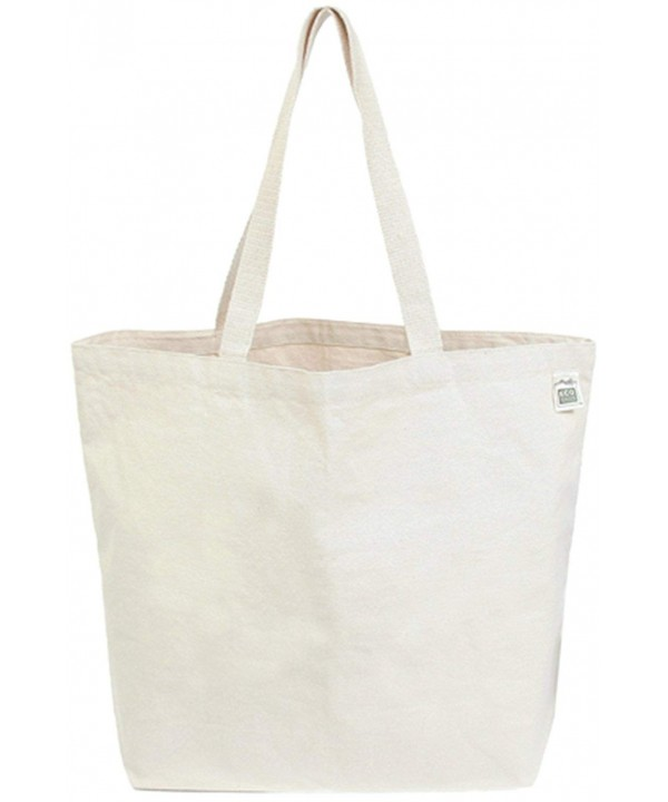 ECOBAGS Everyday Shopper Canvas Tote