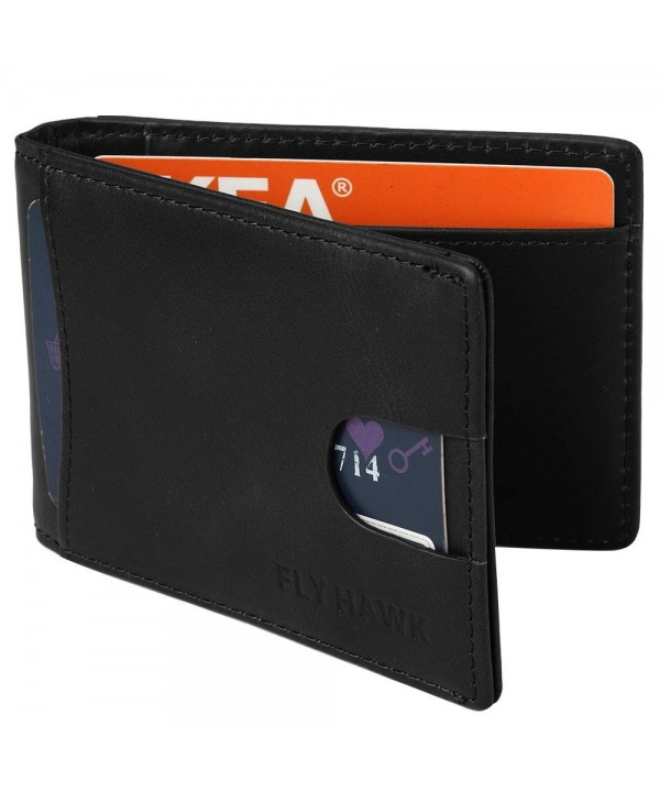 Money Wallet Blocking Wallets Bifold