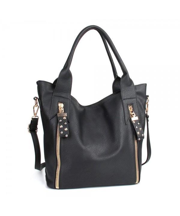 Handbags Satchel Shoulder Messenger Leather