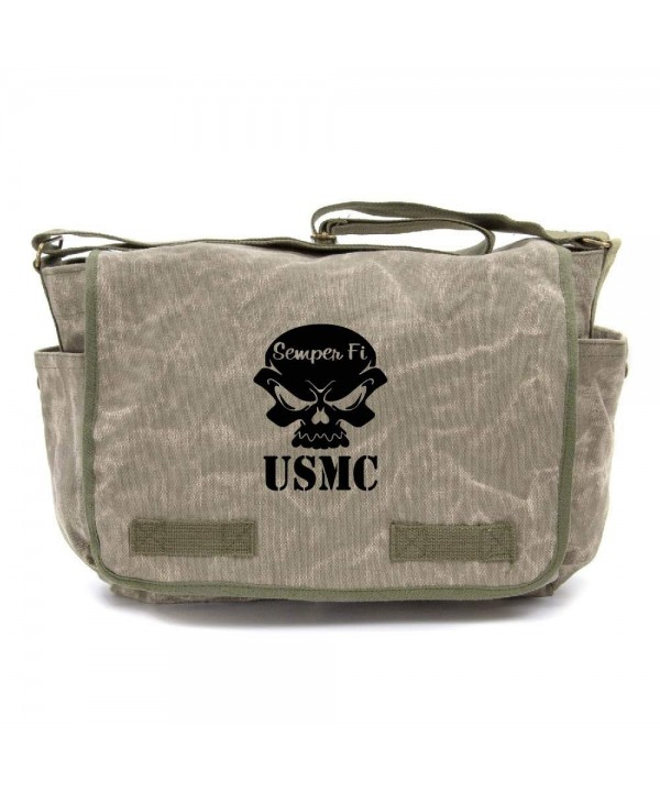 Semper Army Heavyweight Messenger Shoulder