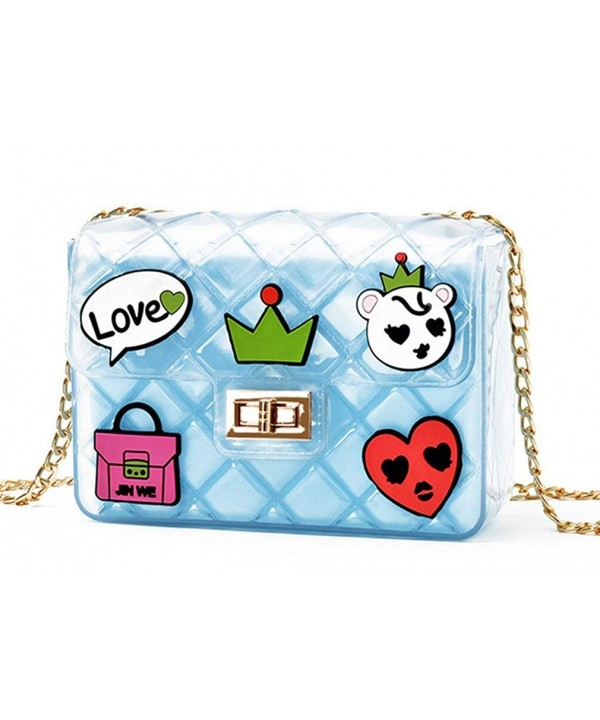 Marchome Transparent Crossbody Shoulder Cartoon