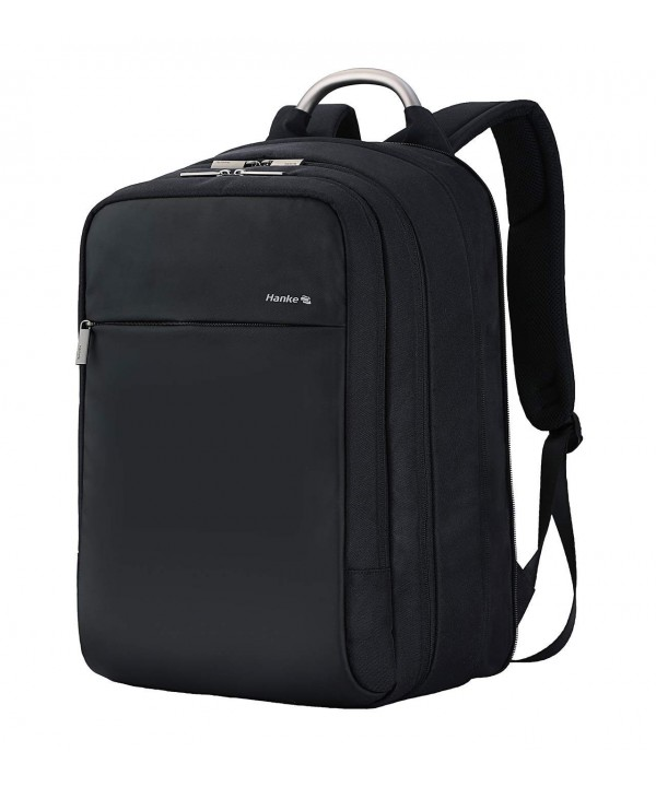 Hanke Backpack Expandable Business Resistant