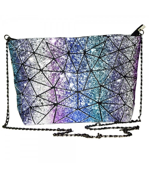 Magibag Glitter Geometric Shoulder Crossbody