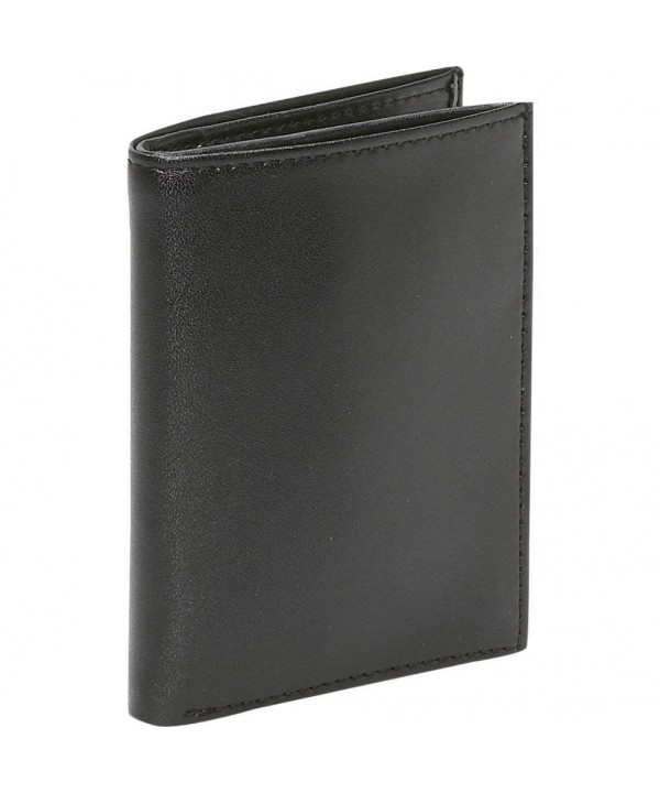 Royce Leather Double Credit Wallet