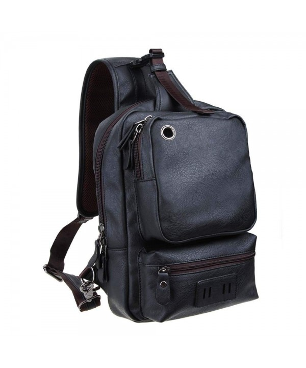 Unbalance Multipurpose Backpack Crossbody Shoulder