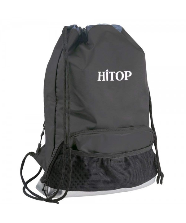 HITOP Waterproof Drawstring Backpack Bookbags