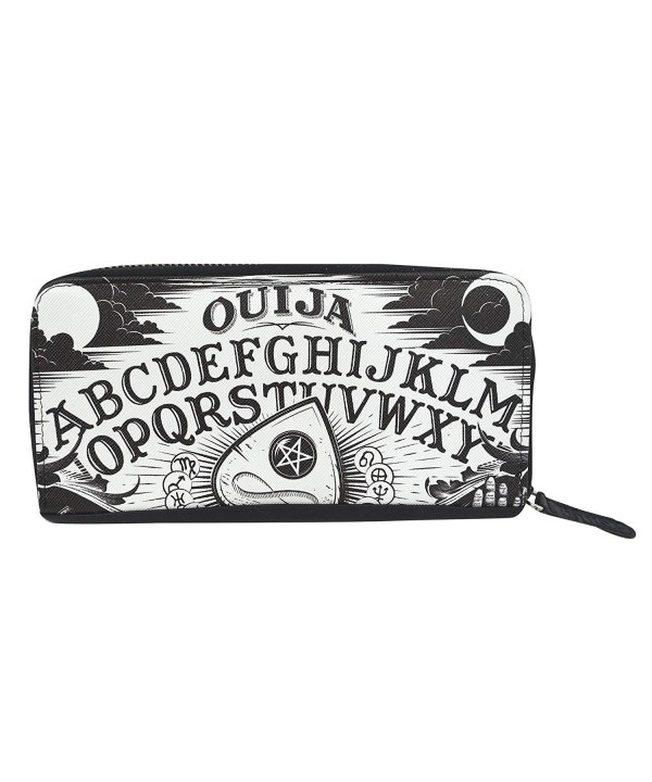 Liquor Planchette Around Clutch Wallet