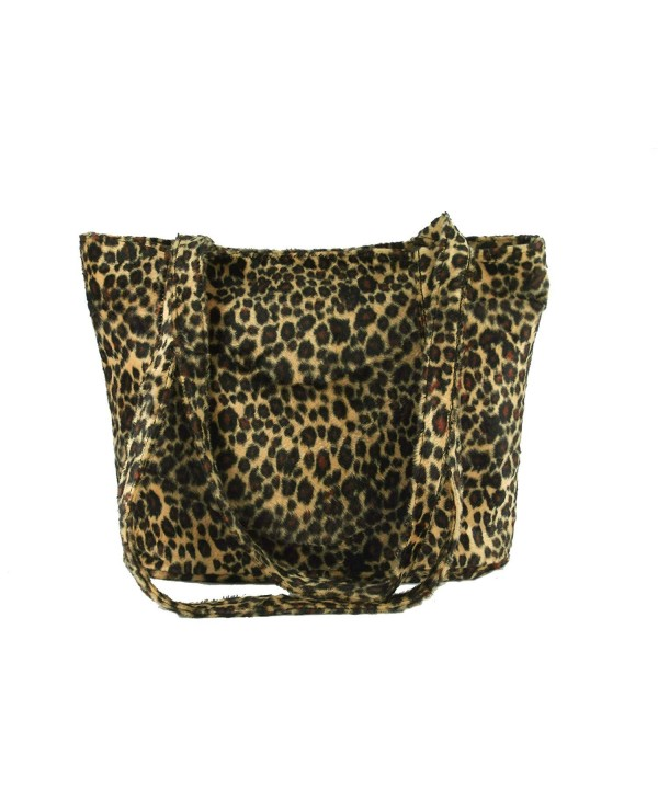 Womens Smart Animal Print Shoulder