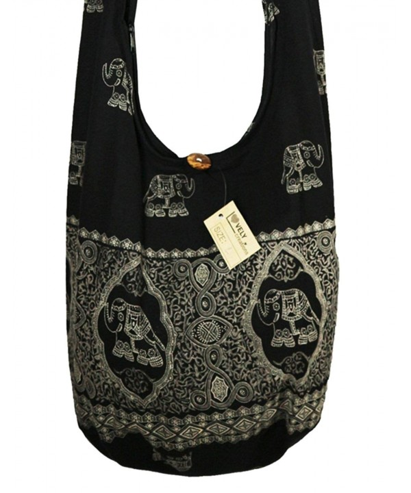 Lovely Creationss Elephant Crossbody Bohemian
