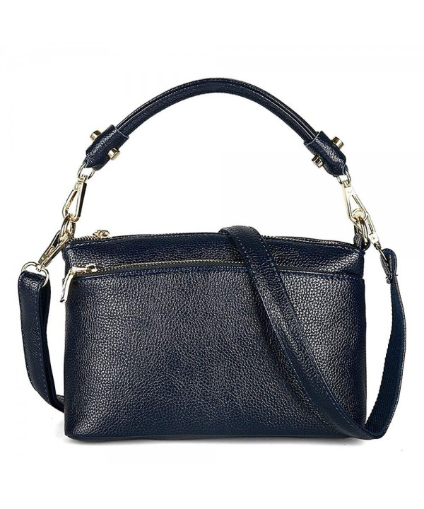 Leather Crossbody Handbags Satchel Shoulder