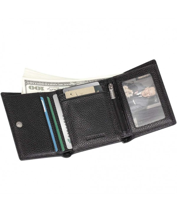 Teemzone Multi Card Compact Center Trifold