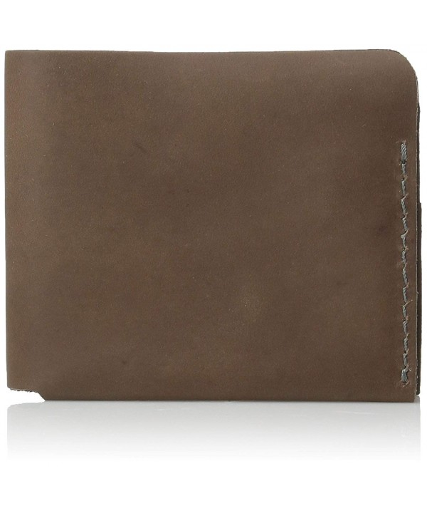 Kiko Leather Mens Bifold Brown