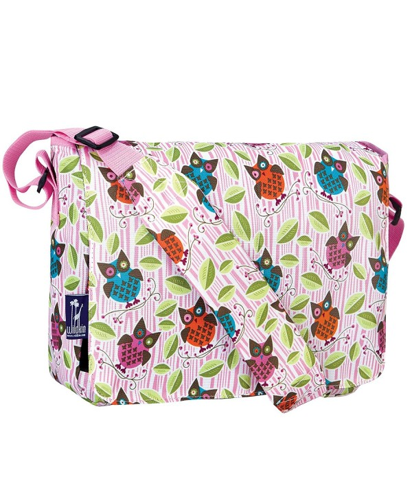Wildkin Owls Inch Messenger Bag