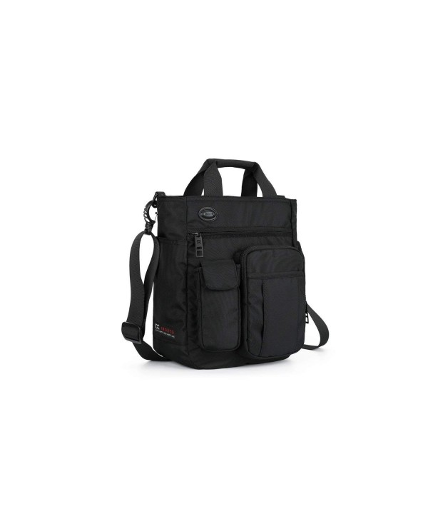 LECHAO Crossbody Messenger Multifunction Shoulder