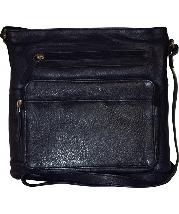 Pielino Genuine Leather Protection Crossbody