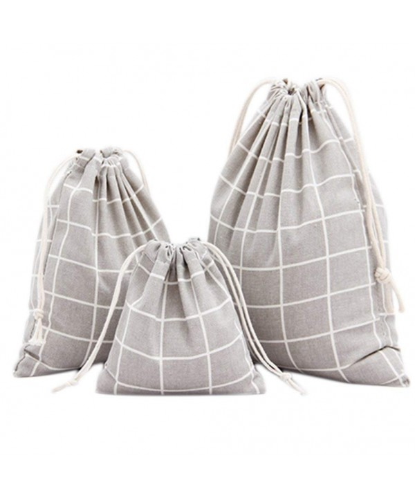 Yonger Pattern Drawstring Backpack Storage