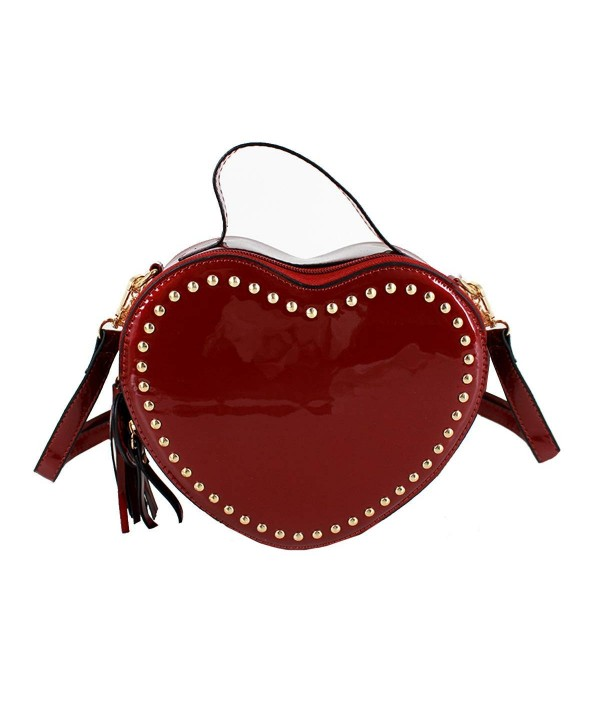 LABANCA Womens Handbag Shaped Crossbody