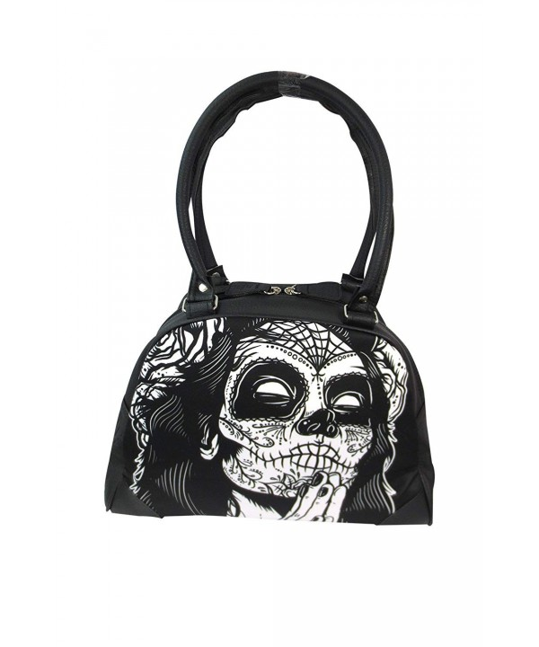 Liquorbrand Gypsy Praying Tattoo Handbag