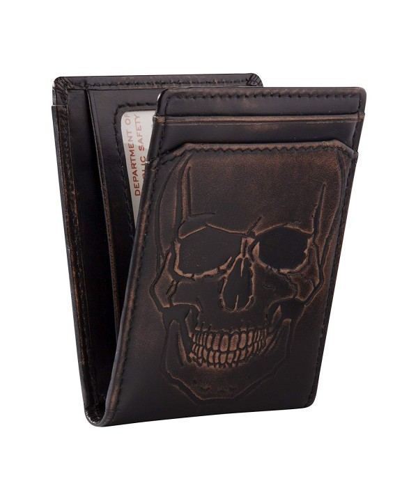 Co Bifold Pocket Wallet Full Leather Money