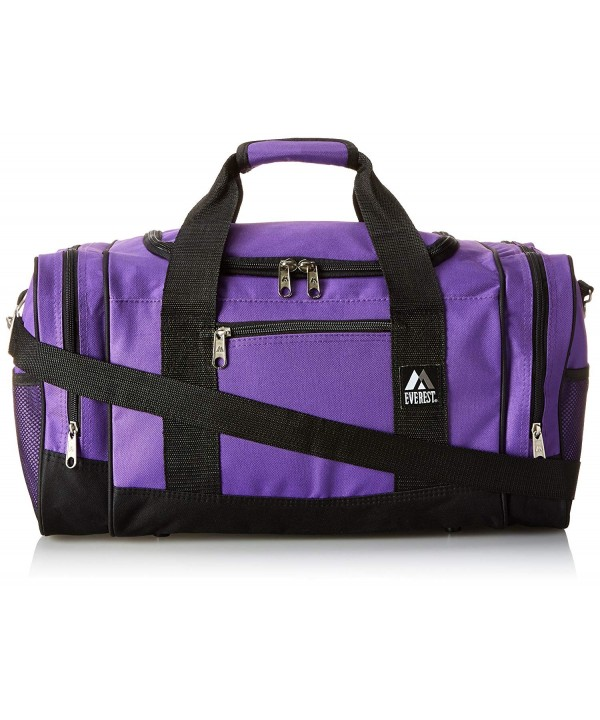 Everest Crossover Duffel Dark Purple