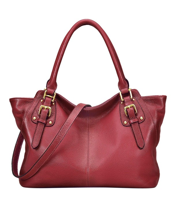 Jack Chris Handbags Leather Shoulder