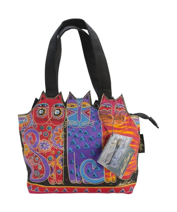 Laurel Burch Medium Zipper 2 Inch