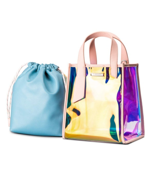 Holographic Shoulder Iridescent Crossbody Handbag