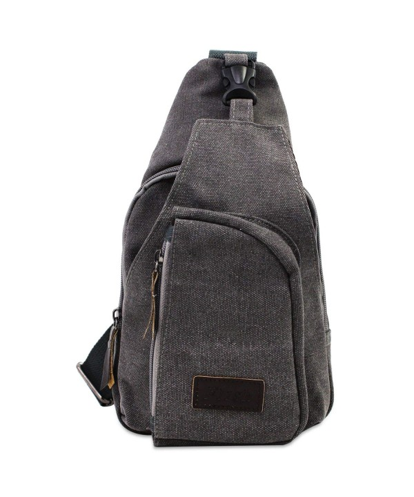 AIKE Canvas Shoulder Casual Traveling