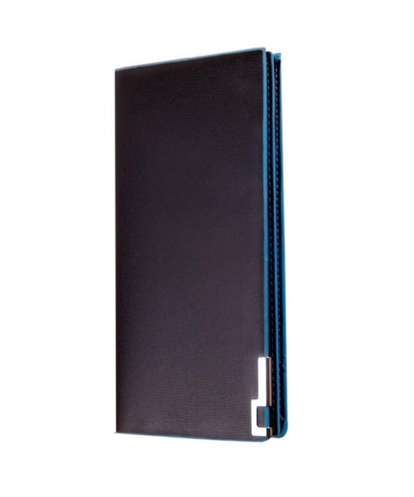 Voberry Business Leather Bifold Wallet