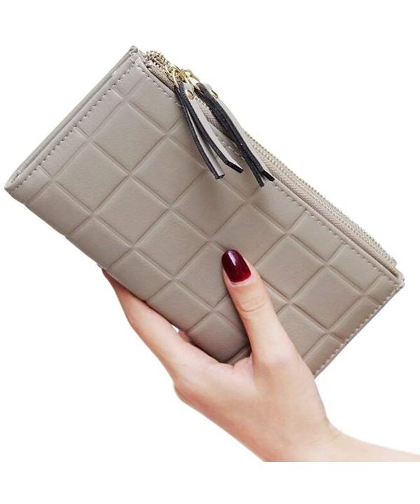 JOYEBUY Stereoscopic Womens Leather Holder