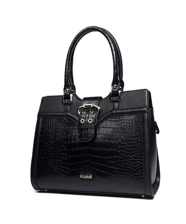 Kadell Leather Designer Handbags Shoulder