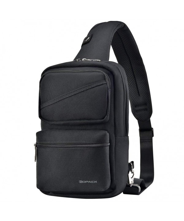 Kopack Backpack Crossbody Anti theft Resistant