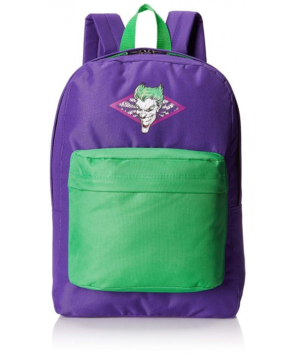 DC Comics Pocket Backpack Distressed