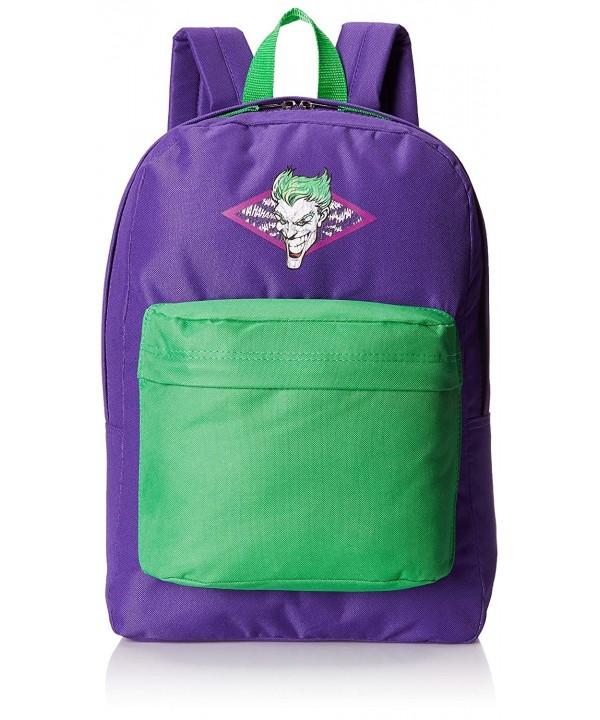 DC Comics Pocket Backpack Distressed