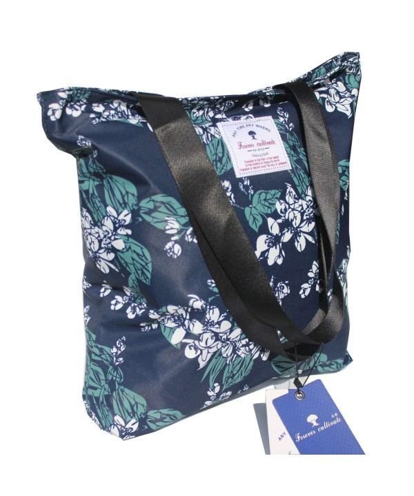 Original Floral Shoulder Hiking Picnic