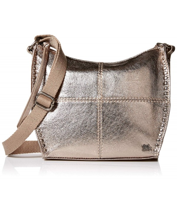 Sak Saratoga Crossbody Pyrite Metallic