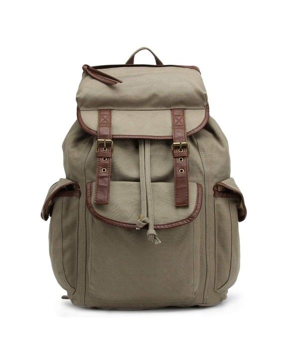 Vintage Backpack Rucksack Backpacks Daypacks